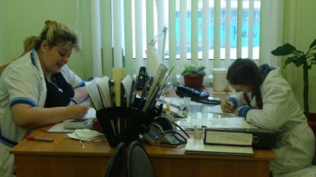 Медсестра - Николаева Света
