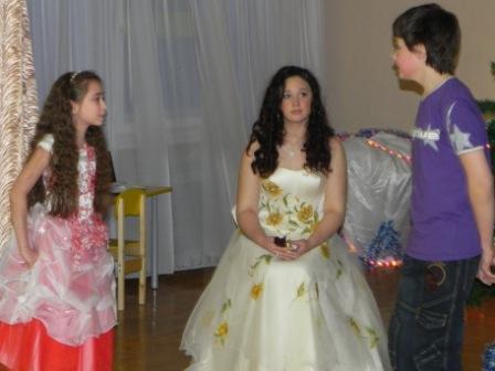 Королева, принцесса и Витя